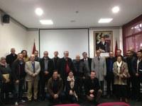 La réunion de lancement à Tanger
